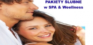 Pakiety ślubne w SPA & Wellness